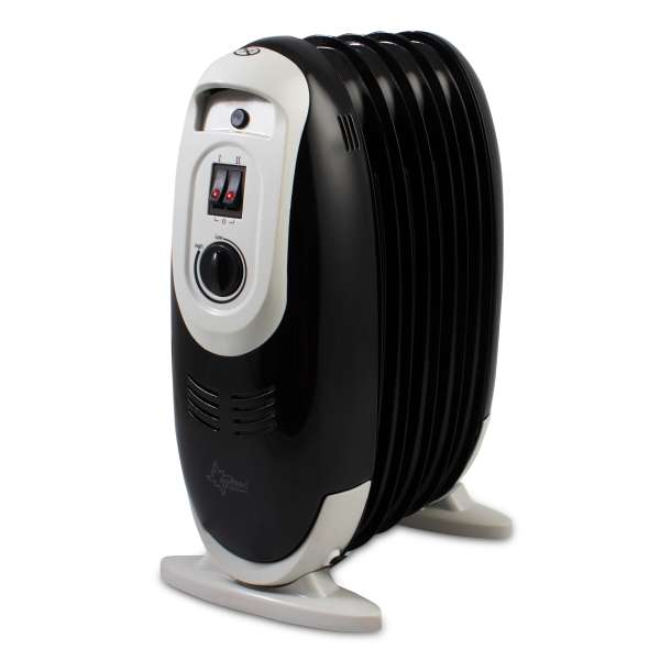 ÖL-RADIATOR HEAT SAFE COMPACT 600 BLACK